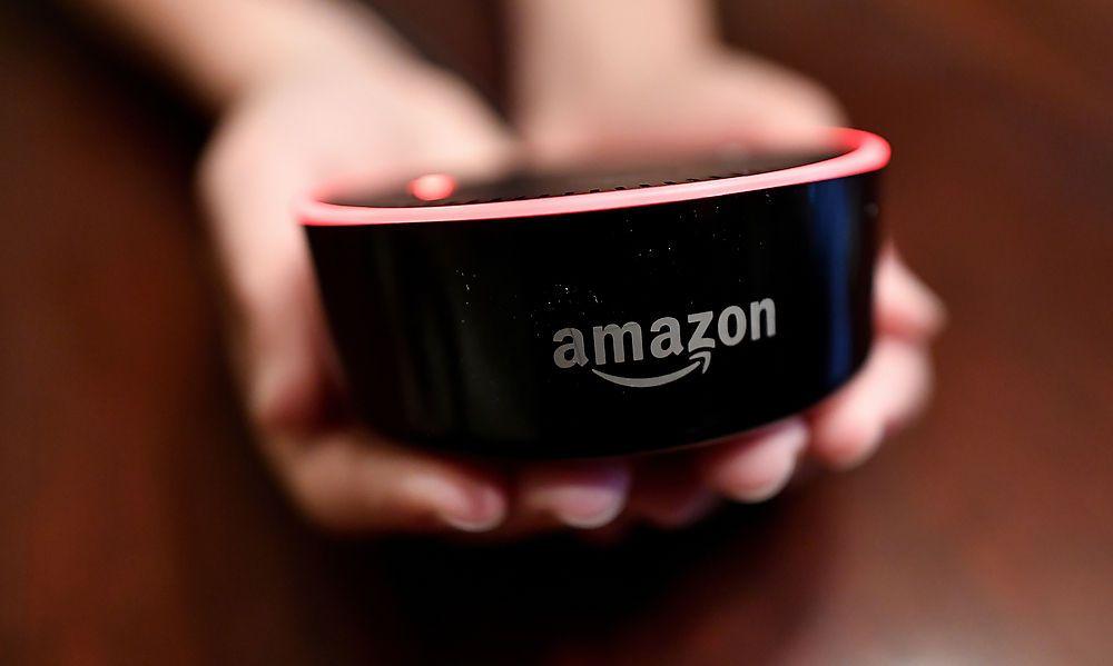 Amazon will Mikrowelle mit Alexa auch nach Europa bringen