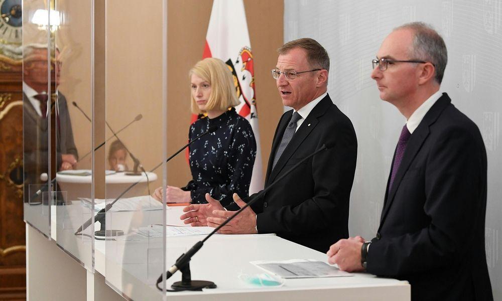 Ab Donnerstag: Oberösterreich führt Maskenpflicht wieder ein ...