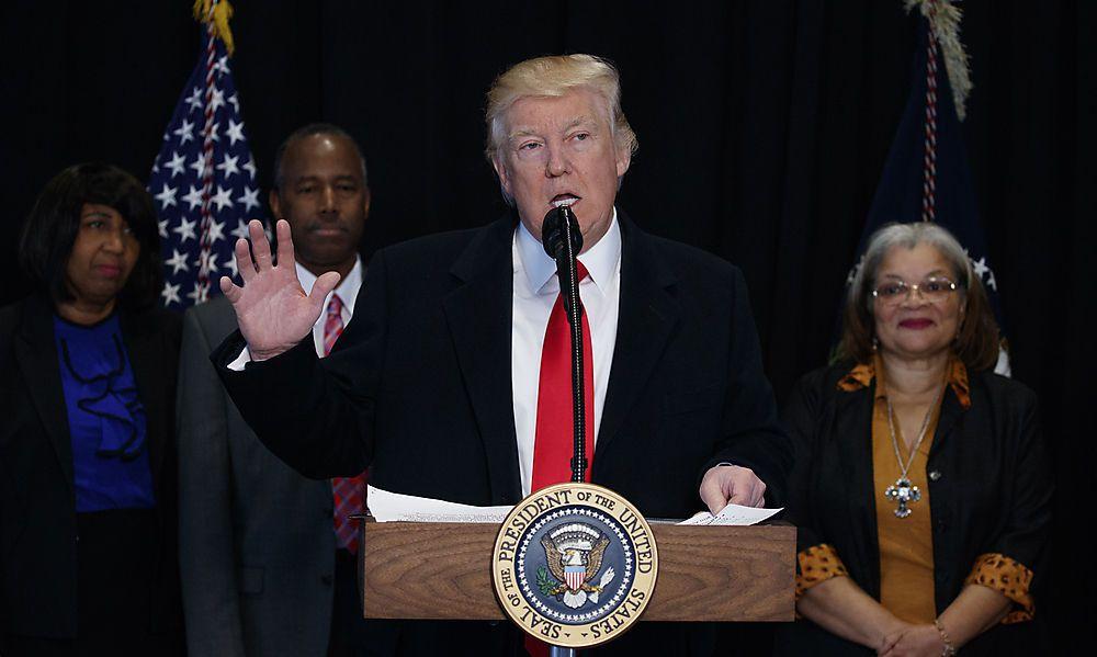 """Trump ordnet großflächige Razzien gegen """"Illegale"""" an"""