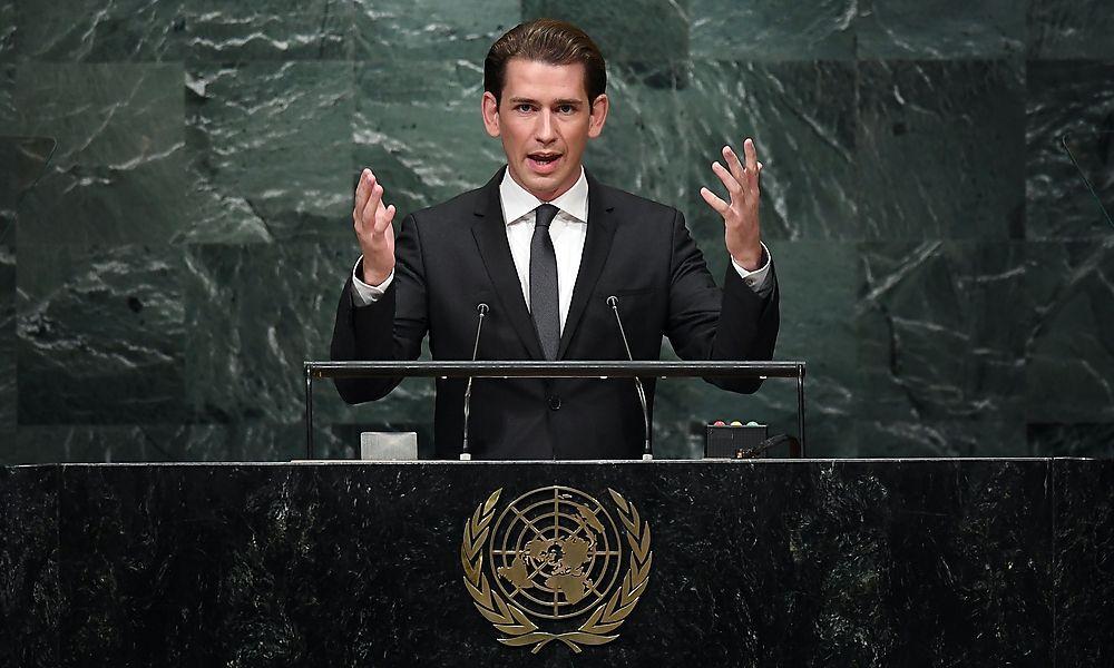 Kurz berichtet Weltsicherheitsrat vom Konflikt in der Ukraine