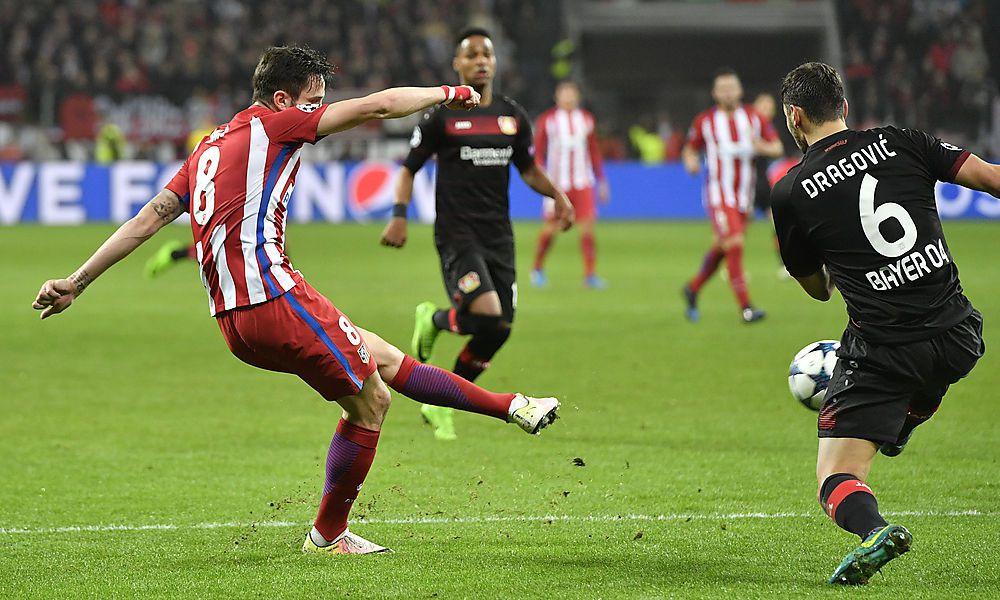Siege für Atletico und ManCity