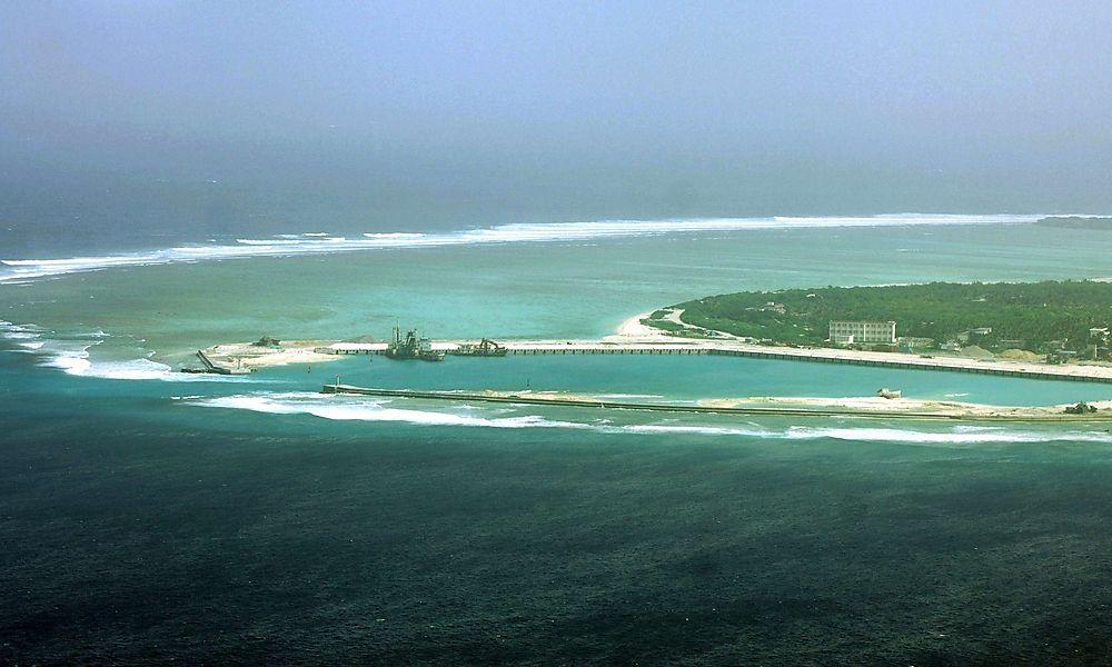 China könnte auf künstlichen Inseln Raketen stationieren