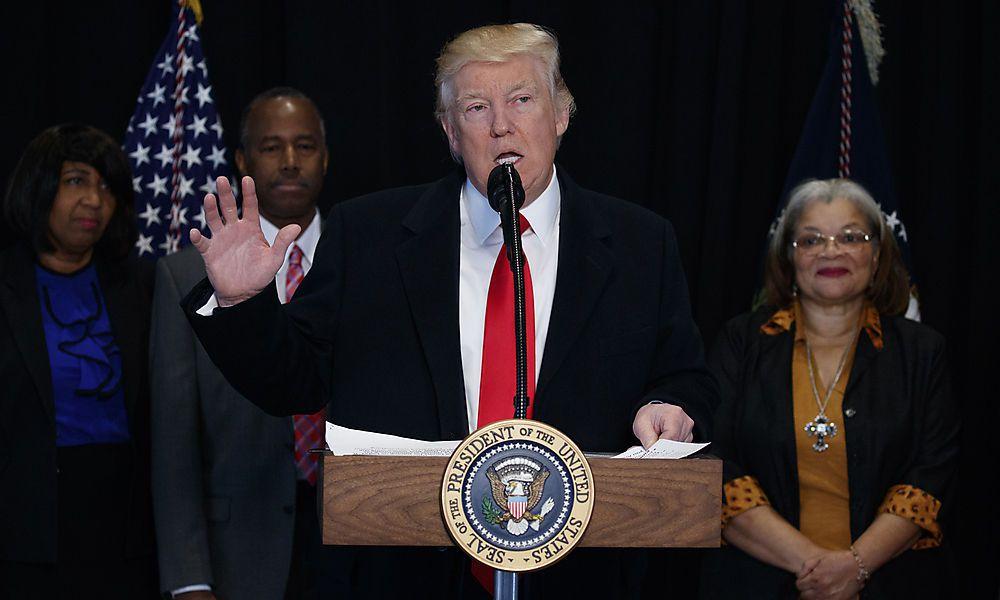 Trump will elf Millionen Ausländer rauswerfen