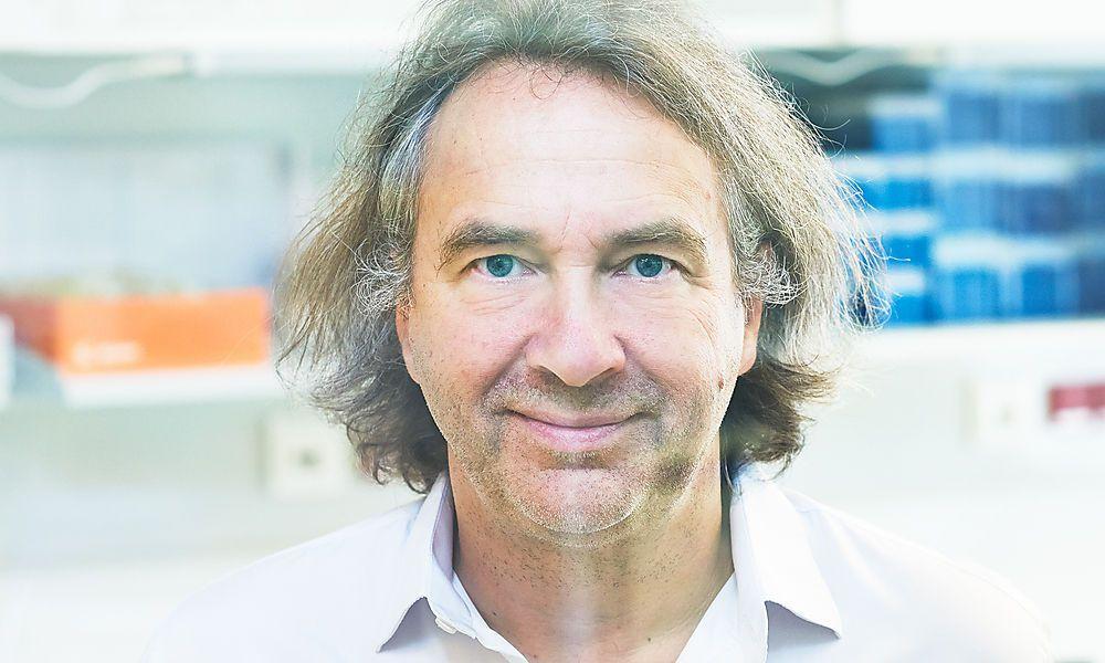 Arzt und Psychologe Christian Schubert
