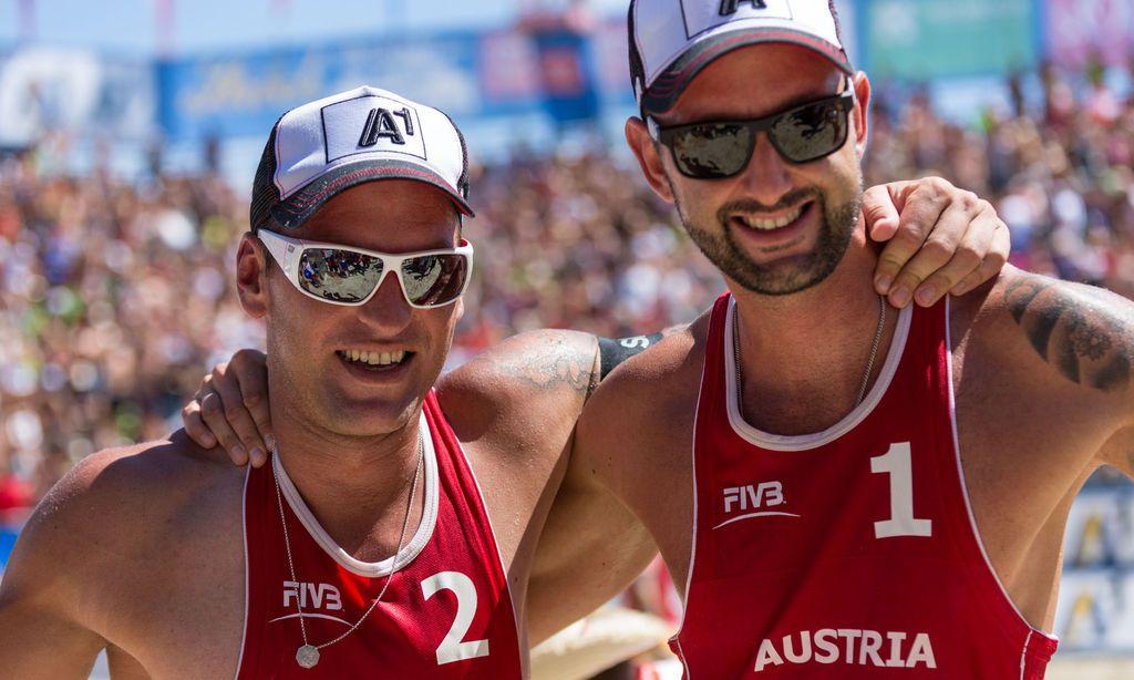 Beachvolleyball - Doppler/Horst verlieren Porec-Finale - Kleine Zeitung