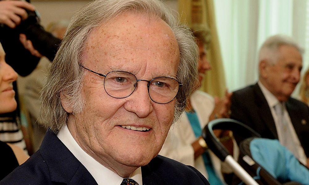 Wienerlied-Doyen Karl Hodina ist gestorben
