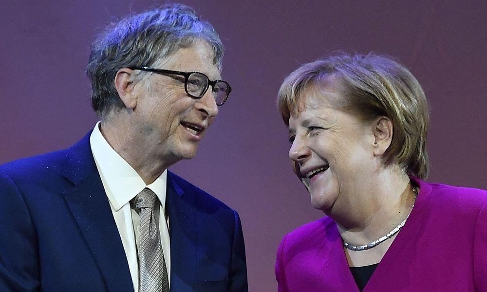 GERMANY-POLITICS-DIPLOMACY-HEALTH-WHO