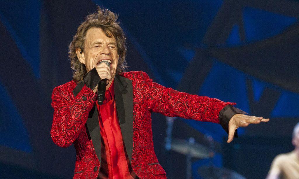 Mick Jagger wird zum achten Mal Vater