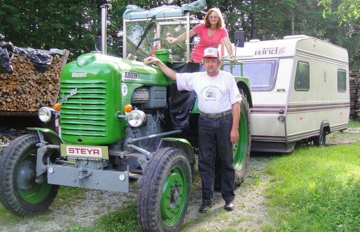 Willhaben traktor steyr