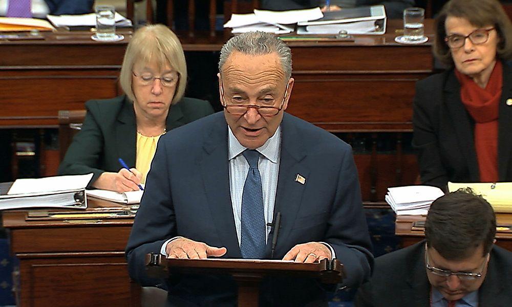 "Amtsenthebung: Demokraten werfen Republikanern ""Vertuschung"" vor"
