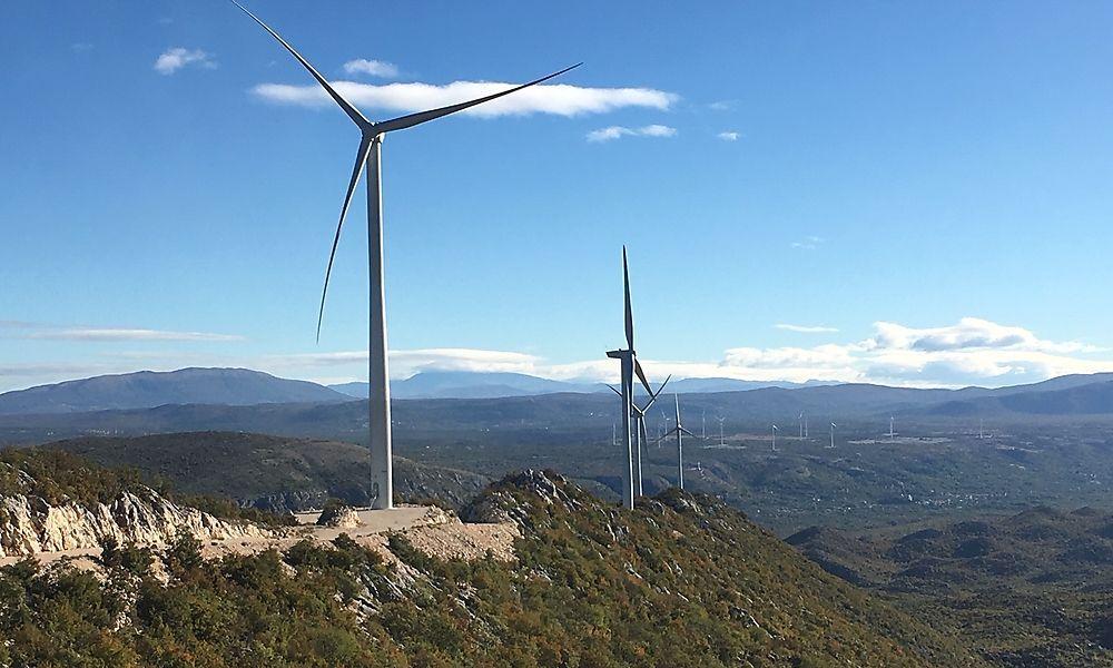 Kelag kauft Windpark in Kroatien
