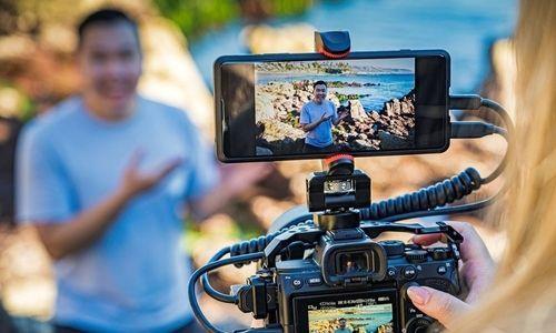 Sony zielt bewusst auf eine videoaffine Zielgruppe