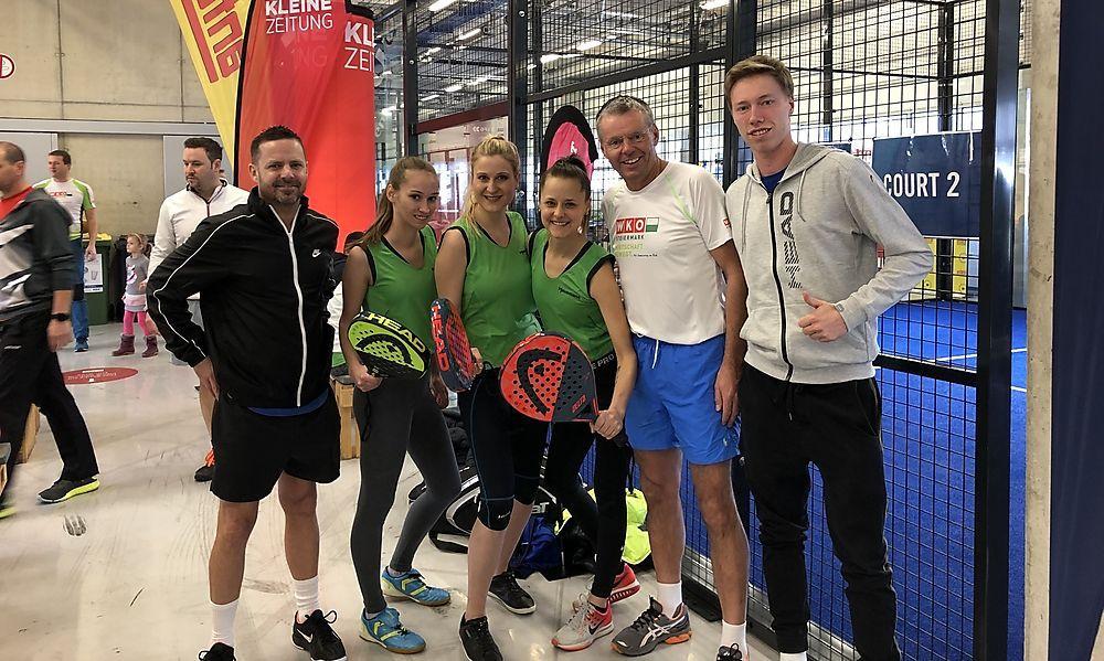 """Ausverkaufte Premiere von """"Tennis in the Box"""" ein voller Erfolg"""