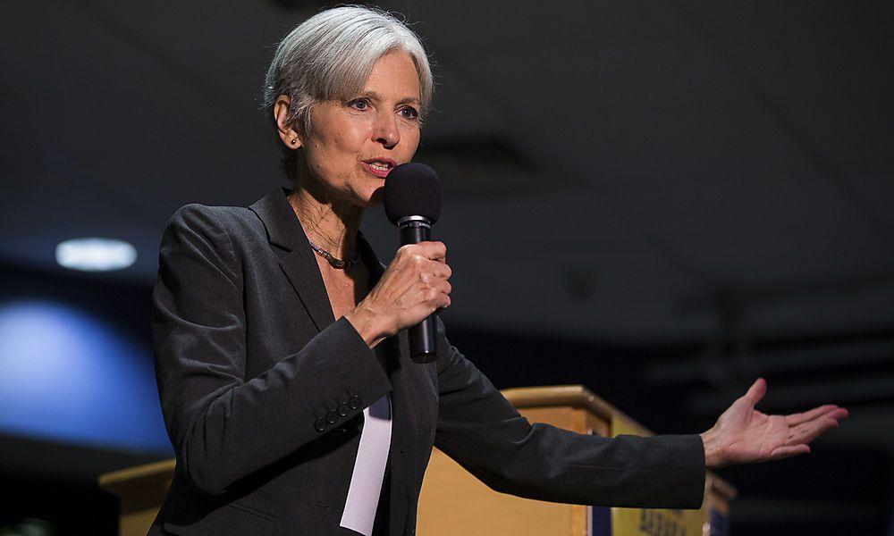 Jill Stein stoppt Neuauszählung in Pennsylvania