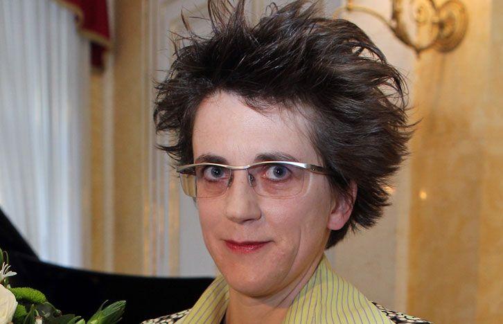 """Olga Neuwirth - Steirische Komponistin begeisterte bei """"Wien Modern 2012"""" > Kleine Zeitung - olganeuwirth_apa_231012"""