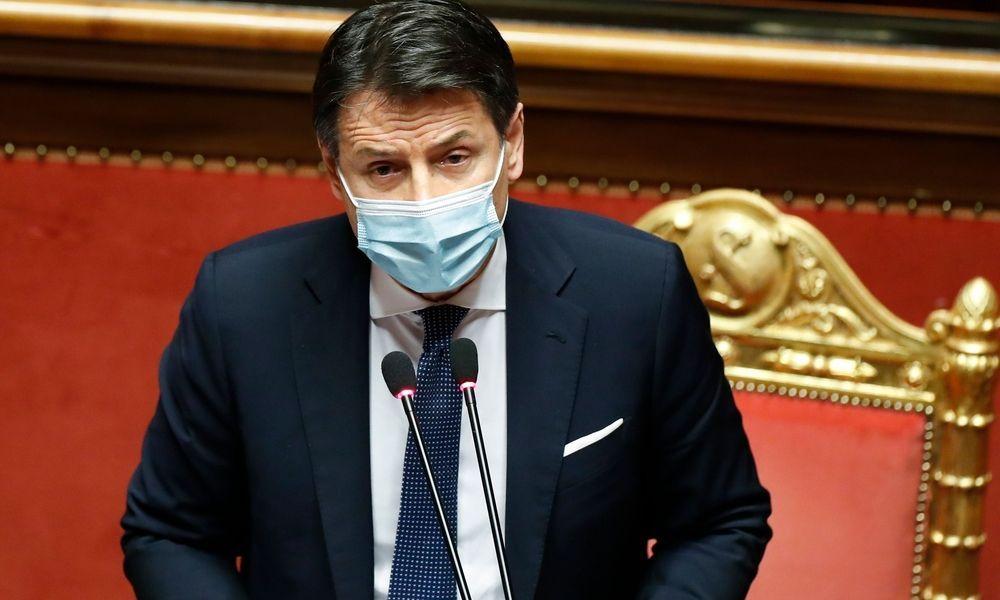 Italiens Premier Conte reicht am Dienstag Rücktritt ein