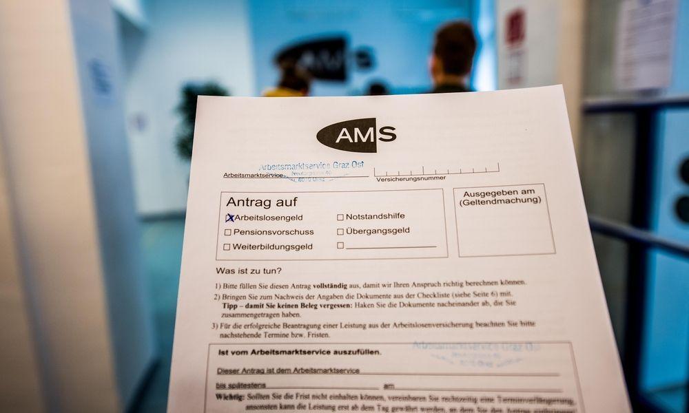 14 Prozent Weniger Arbeitslose Steirisches Ams Weist Mehr Als