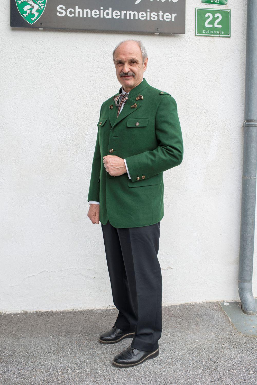 Peter Rosegger janker
