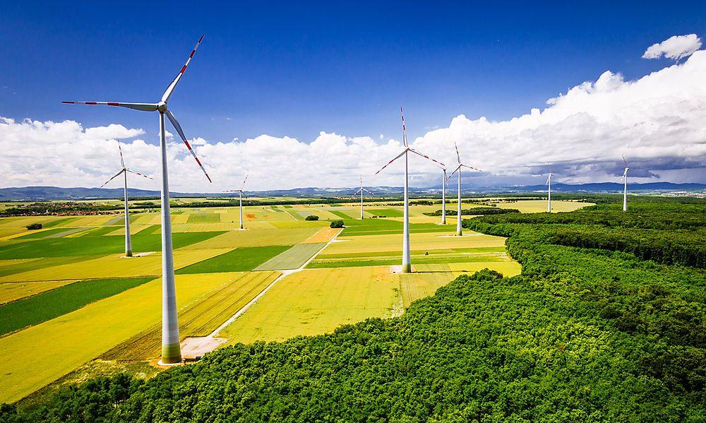 Burgenland: Kelag baut nun Windkraft aus « kleinezeitung.at