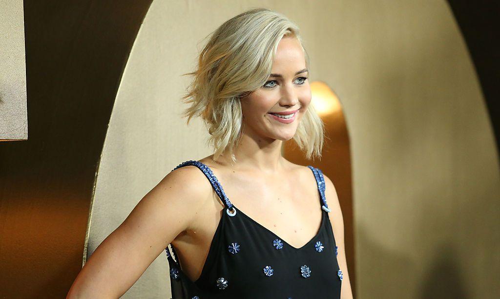 Jennifer Lawrence inspirierte Drehbuchautor