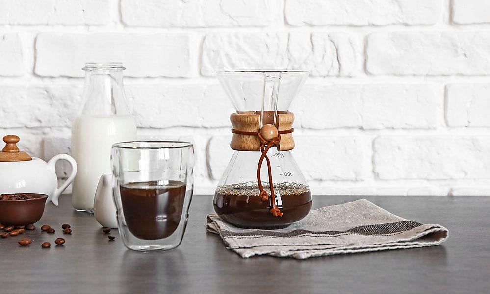 Filterkaffee liegt voll im Trend