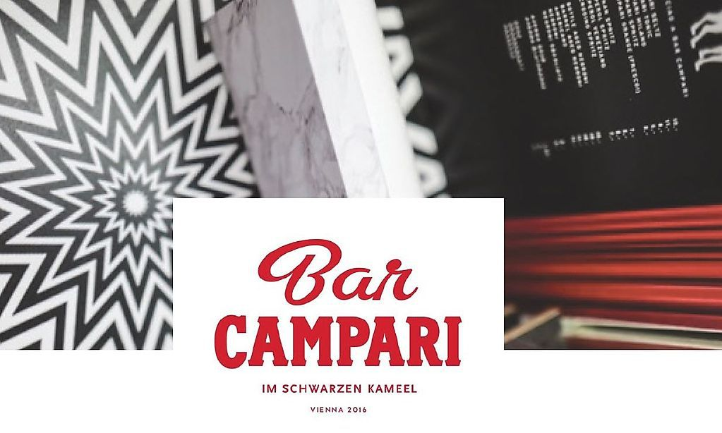 Sommer-Verlängerung für die Bar Campari in Wien