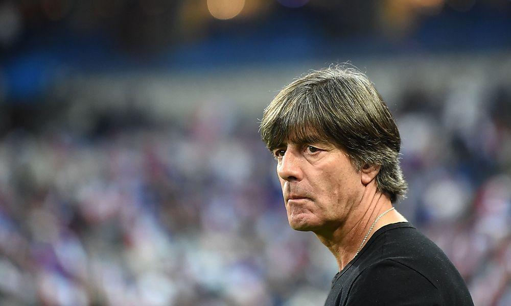 DFB-Teamchef Jogi Löw hört nach der EM auf