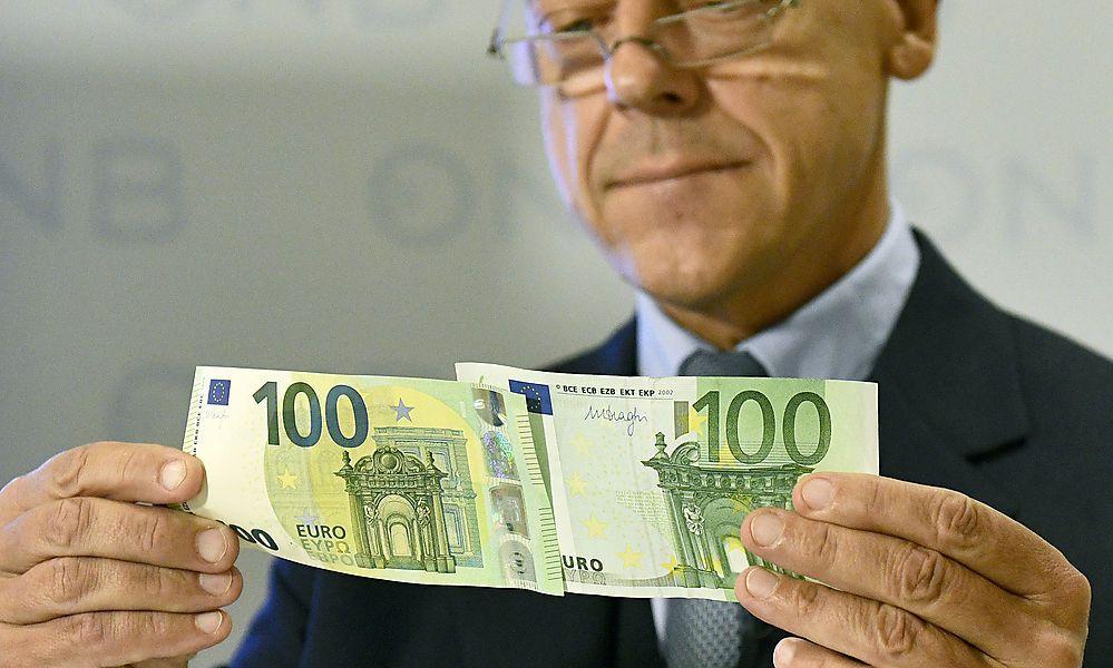Geldscheine Das Sind Die Neuen 100er Und 200er Kleinezeitung At