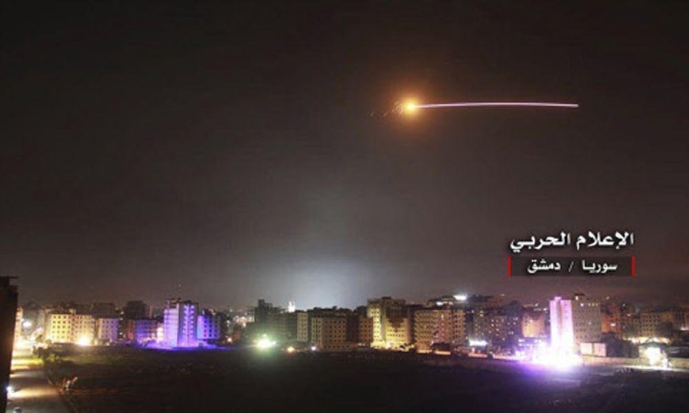 Nach iranischem Angriff auf Golan: Israel schlägt zurück