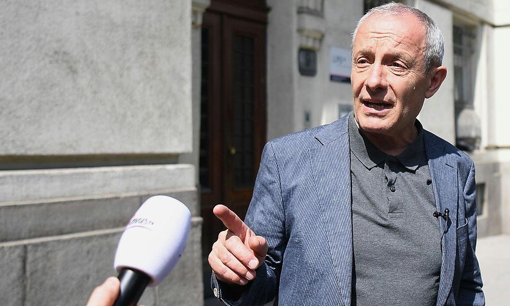 """Peter Pilz kündigt """"demnächst"""" Rückkehr an"""