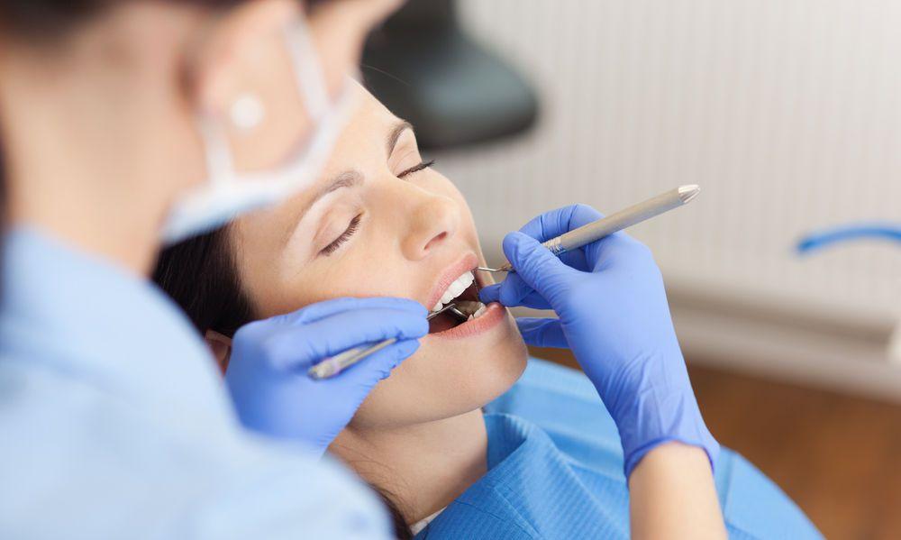 Zahnarzt klagte Patientin