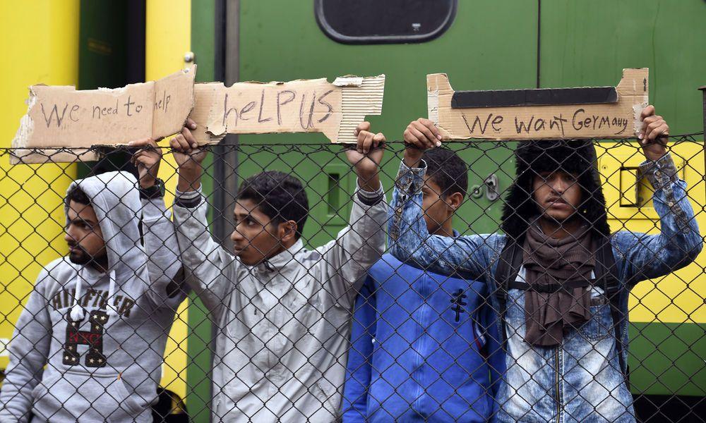 Asyl: Zahl der Anträge in Deutschland deutlich unter dem Vorjahr