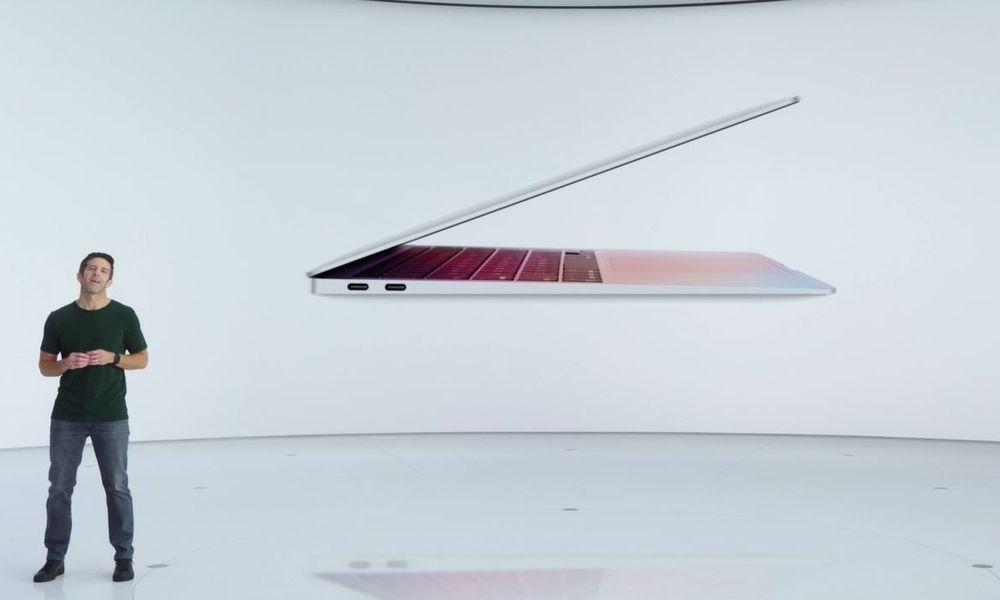 Das neue Macbook Air bekommt den M1-Chip