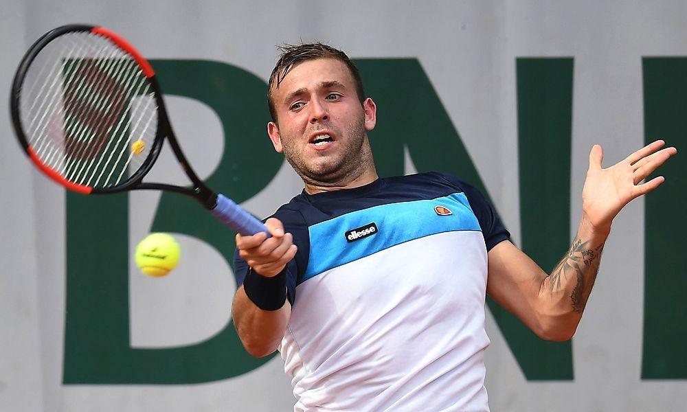 Britischer Tennis-Star positiv auf Kokain getestet