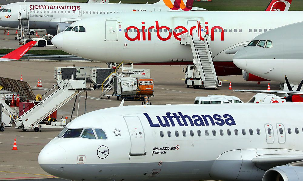 Air Berlin-Zerschlagung: Lufthansa bekommt auch Niki
