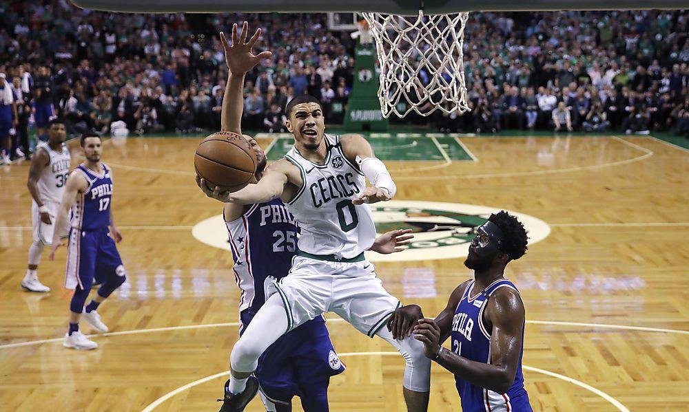 Boston Celtics komplettieren NBA-Halbfinale