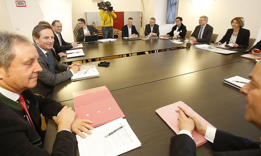 Anpfiff für den zweiten Frühling von SPÖ und ÖVP