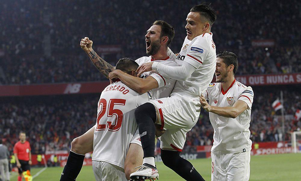 3:2 gegen Real Madrid - Europacup für Sevilla greifbar