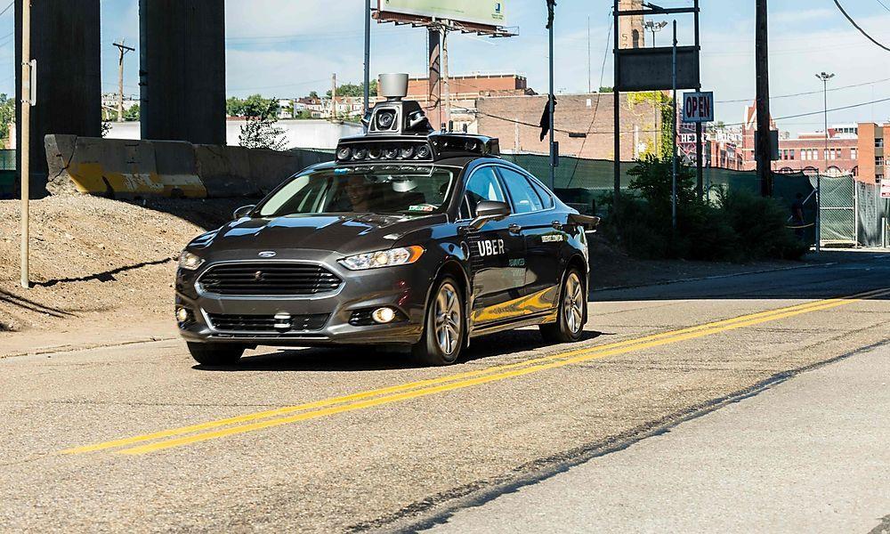 Roboterwagen überfuhr Frau: Uber vielleicht schuldlos