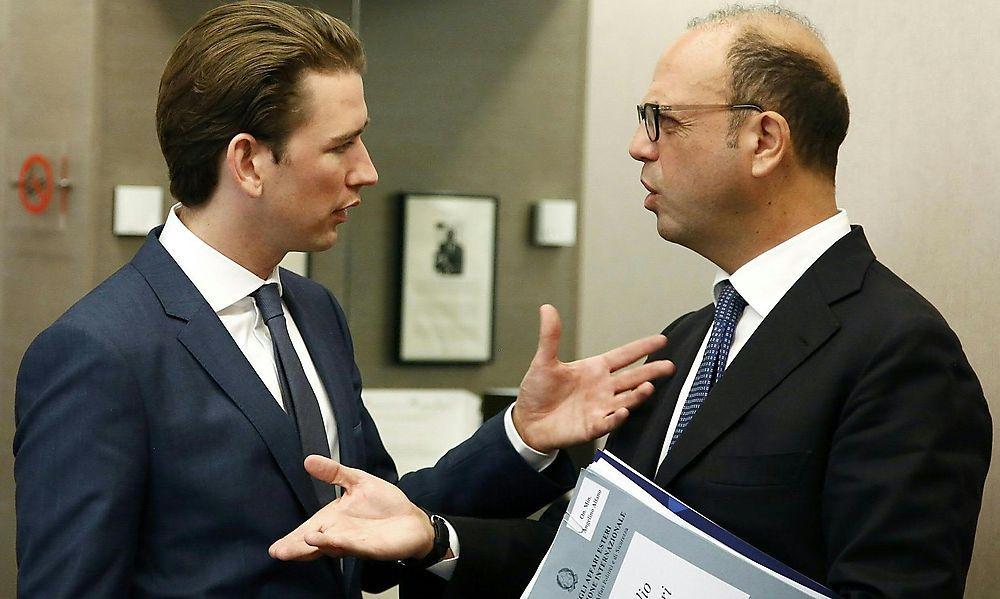 Italienische Medien üben harsche Kritik an Sebastian Kurz