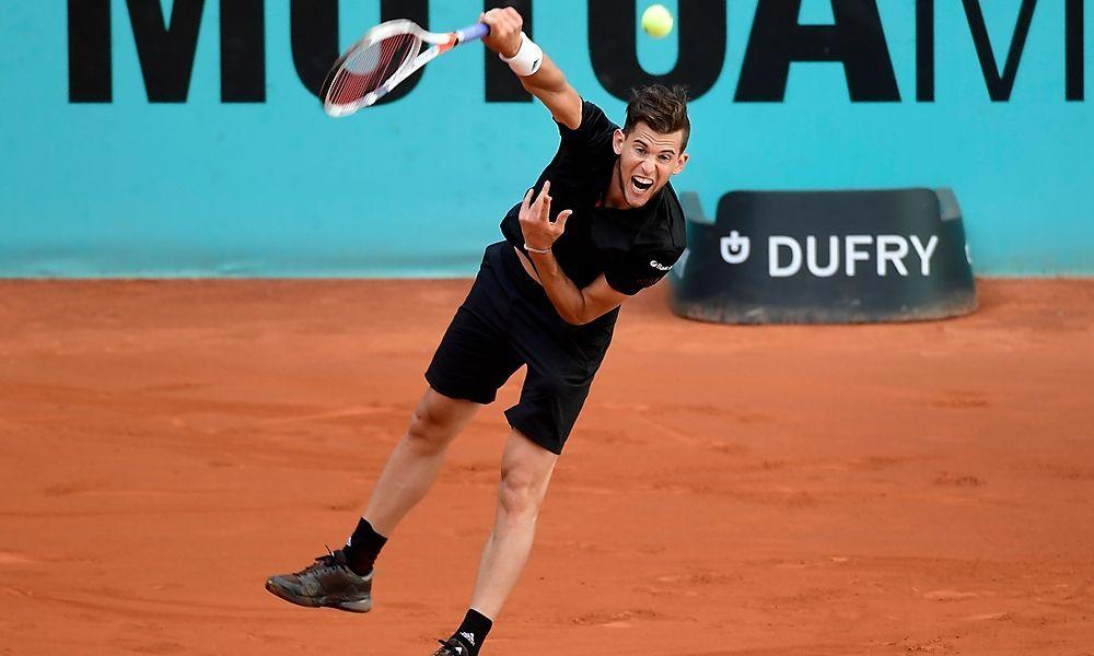 Thiem triff im Madrid-Viertelfinale auf Nadal
