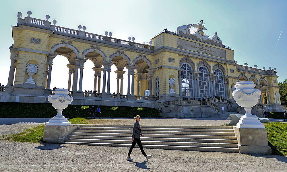 Österreich mit 370 Millionen Euro Beitrag auf Platz zehn
