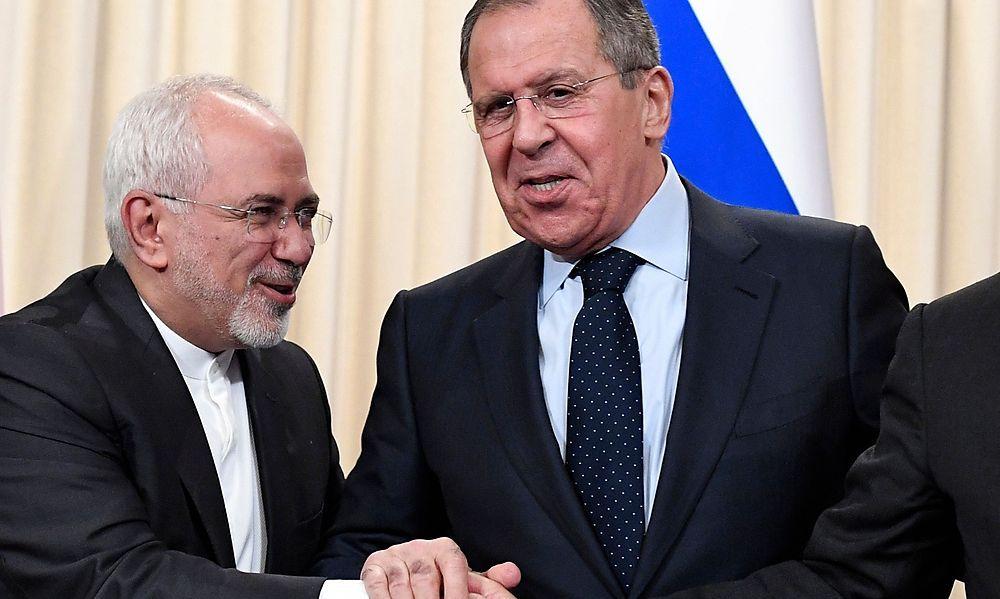 Irans Außenminister reist am Montag nach Russland