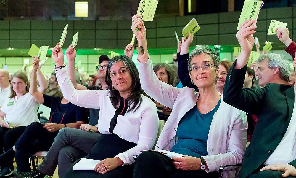 Grüne stellen sich heute Kampfabstimmungen