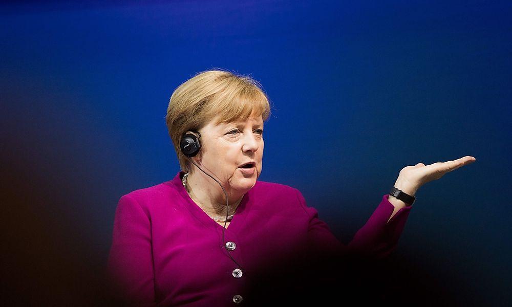Merkel erhebt schwere Vorwürfe gegen Trump
