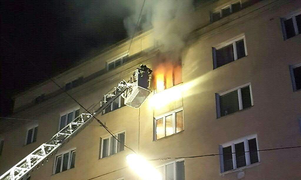 Pensionistin stirbt in brennender Wohnung