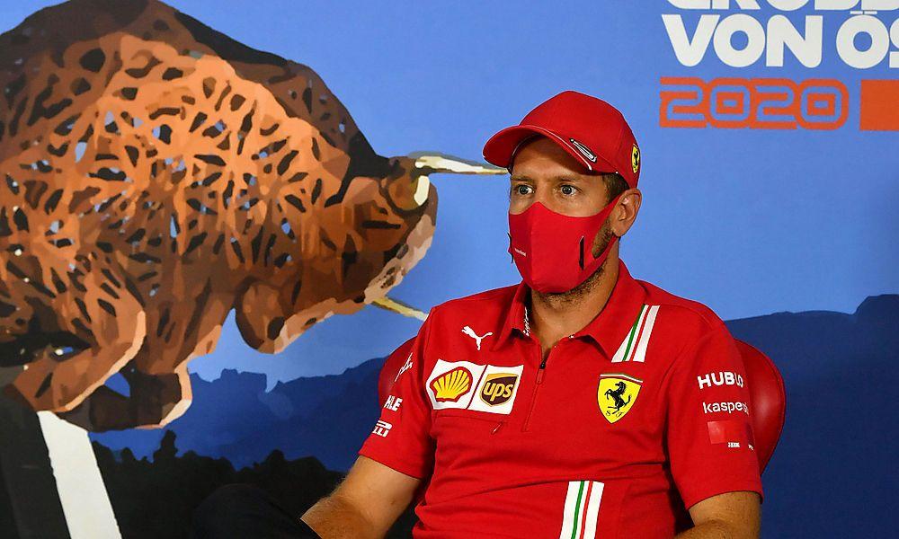 Sebastian Vettel erklärt seine Sichtweise