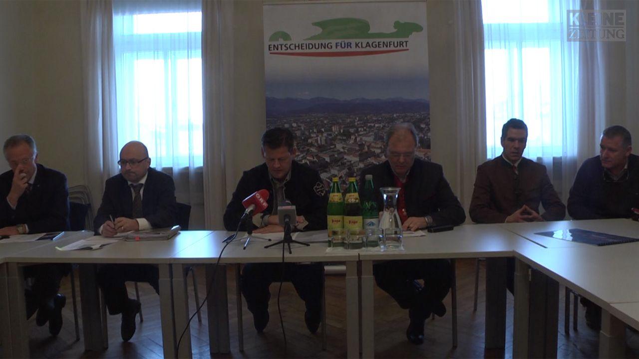 Klagenfurt Pl Ne F R Neue Eishalle Aufgetaut Kleine