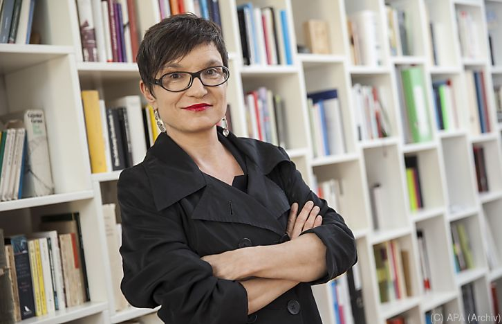 Olga Flor erhält Droste-Preis der Stadt Meersburg