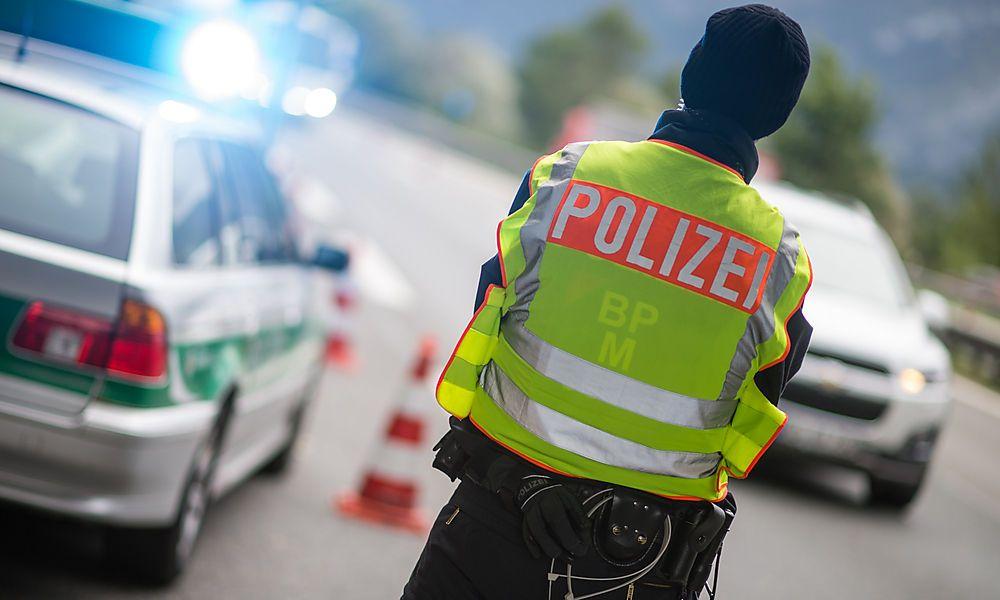 Pinzgauer lieferte bayerischer Polizei wilde Verfolgungsjagd